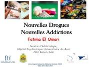 Fichier PDF nouvelles drogues elomari forsk18