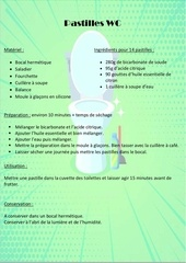 Fichier PDF pastilleswc