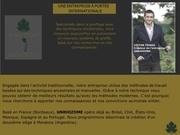 Fichier PDF portfolio francais