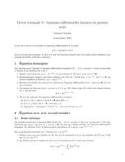 Fichier PDF dm ts equations differentielles lineaires