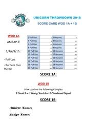 Fichier PDF scorecard wod 1 a b