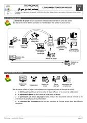 dic14 organisation projet
