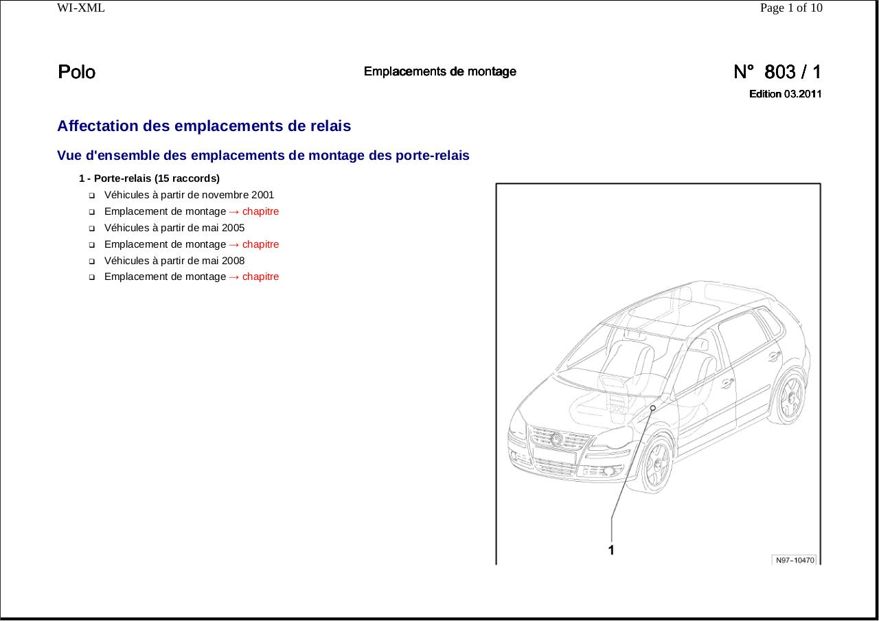 Schémas Fusibles Relais Calculateurs Polo 9N1 AZQ par Frex.pdf - page 1/201