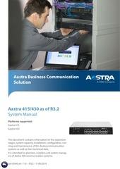 manual aastra 415 430 3 2