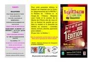 programme the trales de lunion