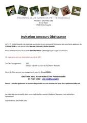 invitation petite rosselle obe 2018