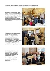 visite de l ecomusee de savoie gresy sur isere mars 2018