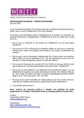 wbti communique presse 28mars2018
