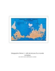 geographie theme 1 cours complet
