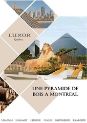 projet de conception pyramide luxor