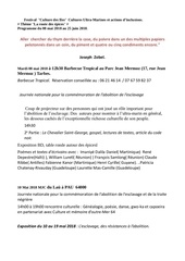 dossierprogramme festivalculturedesiles2018