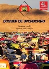 sponsoring ktraid