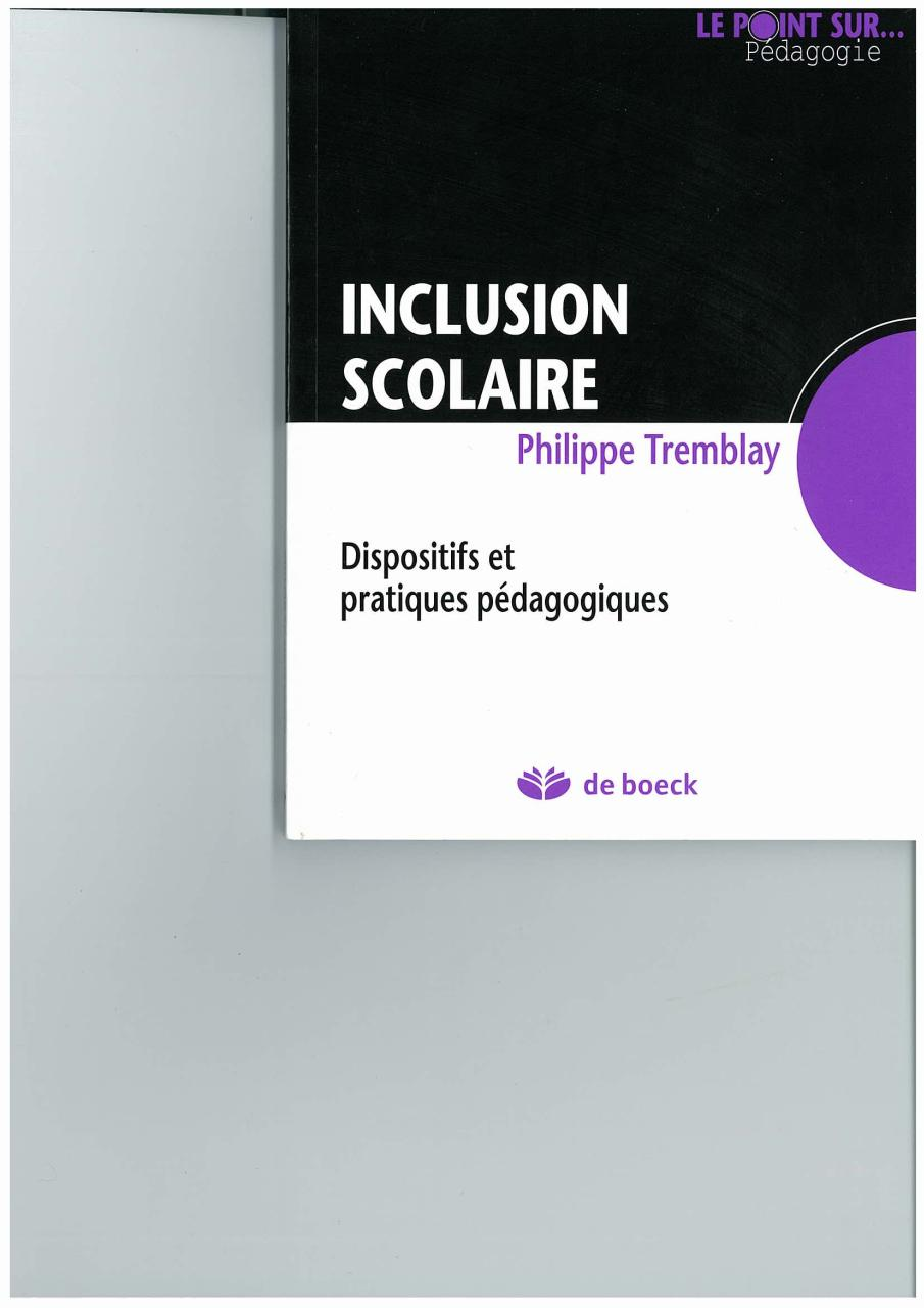 Inclusion scolaire_Philippe Tremblay.pdf - page 1/57