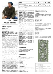 1213 crea 577 pull homme highlands