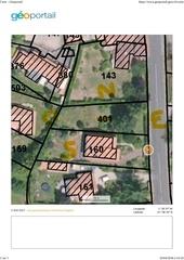 carte geoportail 21 route de portillon vertou