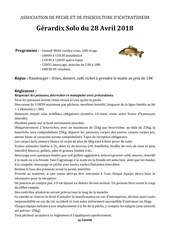 Fichier PDF gerardix solo reglement