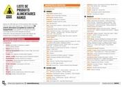 liste nano imprimable