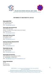 plan d action afcge 2017 2018 revue 20012018