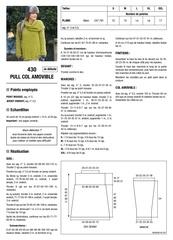 Fichier PDF plume 1112 crea 430 pull