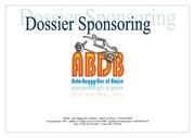 dossier sponsoring abdb v5