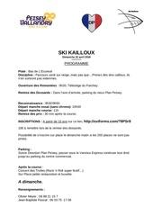 prog ski kailloux