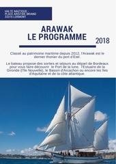 Fichier PDF programme arawak 2018