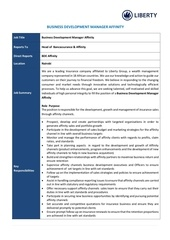 bdm affinity position