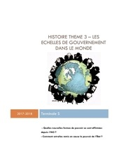 histoire theme 3 cours complet