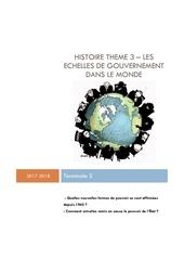 histoire theme 3 cours complet