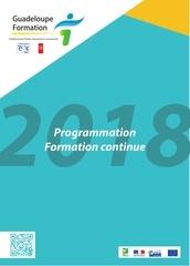 programmation 2018 fc bdef