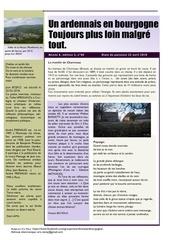 un ardennais en bourgogne journal mensuel avril 2018