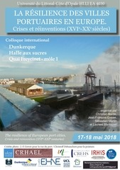 colloque resilience 17 18 mai dunkerque programme