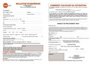 bulletin adhesion 81 2018