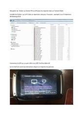 Fichier PDF tuto chargement de fichier dans un tomtom rider