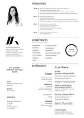Fichier PDF amandine rossignol cv 1