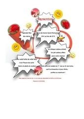 Fichier PDF promotion