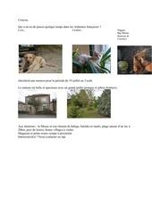Fichier PDF gardiennage maison
