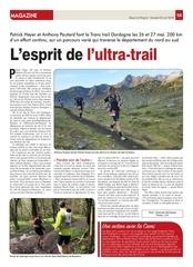 Fichier PDF ultra trail
