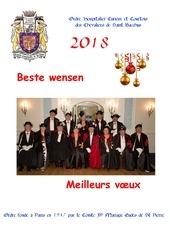 revue annuelle 2018 fr belgique