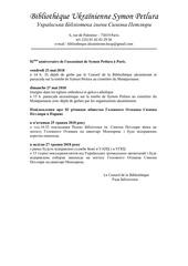 commemorations petlura 2018