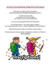 Fichier PDF inscriptions ecole de pombliere