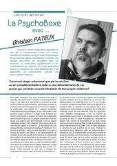 Fichier PDF article psychoboxe