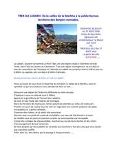 trek au ladakh road trip