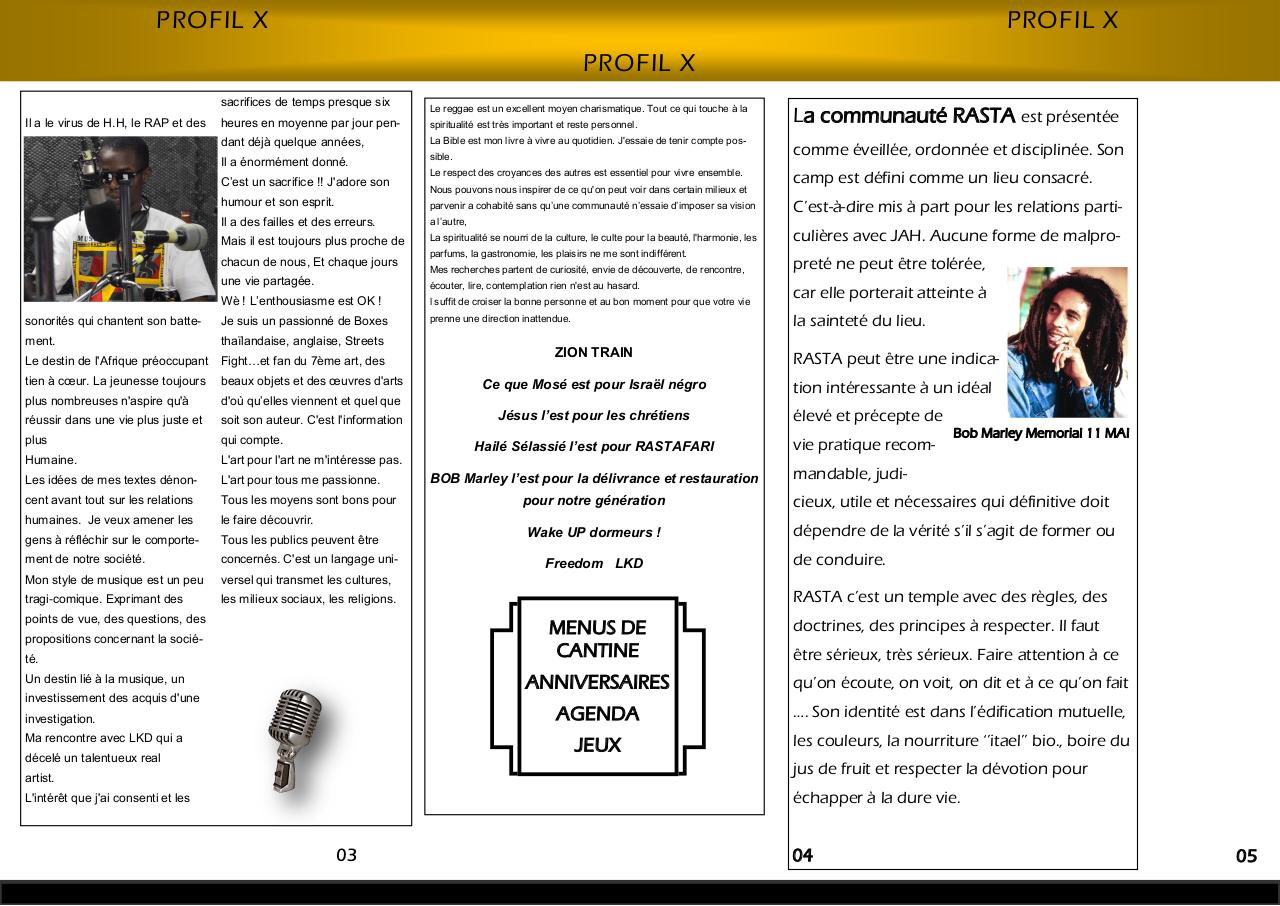 Aperçu du document PROFIL X (Version francaise).pdf - page 2/2
