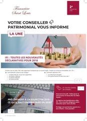 newsletter 2 t 2018
