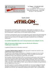 Fichier PDF presentation francais gamme athlon   a cispra  2018 1