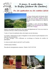 sejour cerdon inscriptions