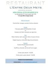 menu special fetes des meres 2018 1