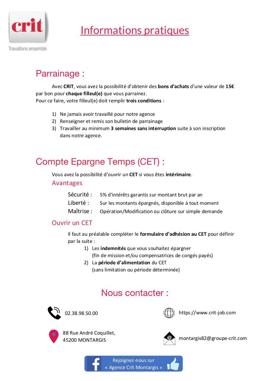 8250e56134a Aperçu du document fiche infos pratiques.pdf - page 1 1