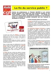 4 pages sp appel 22 mai